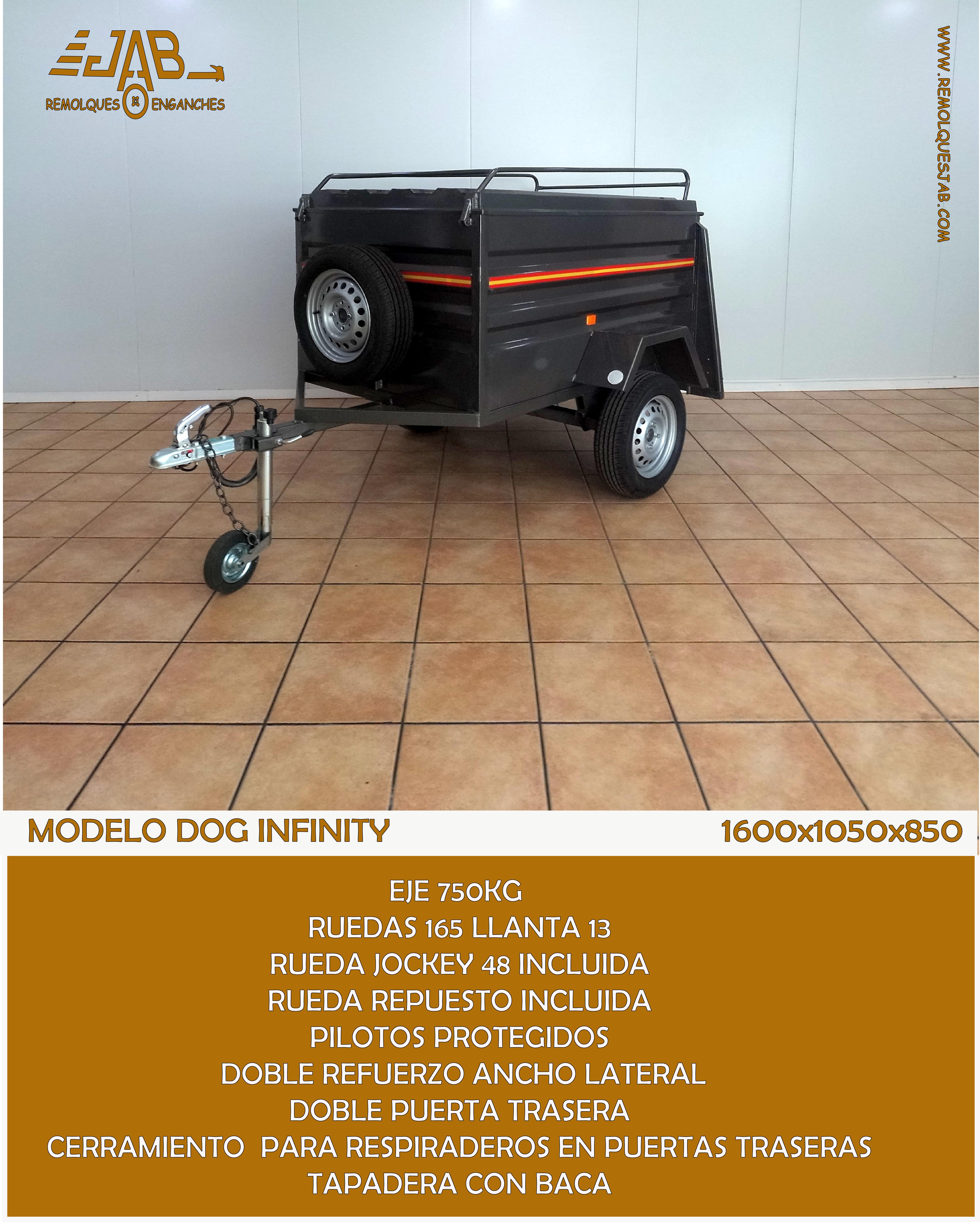 MODELO DOG INFINITY WEB
