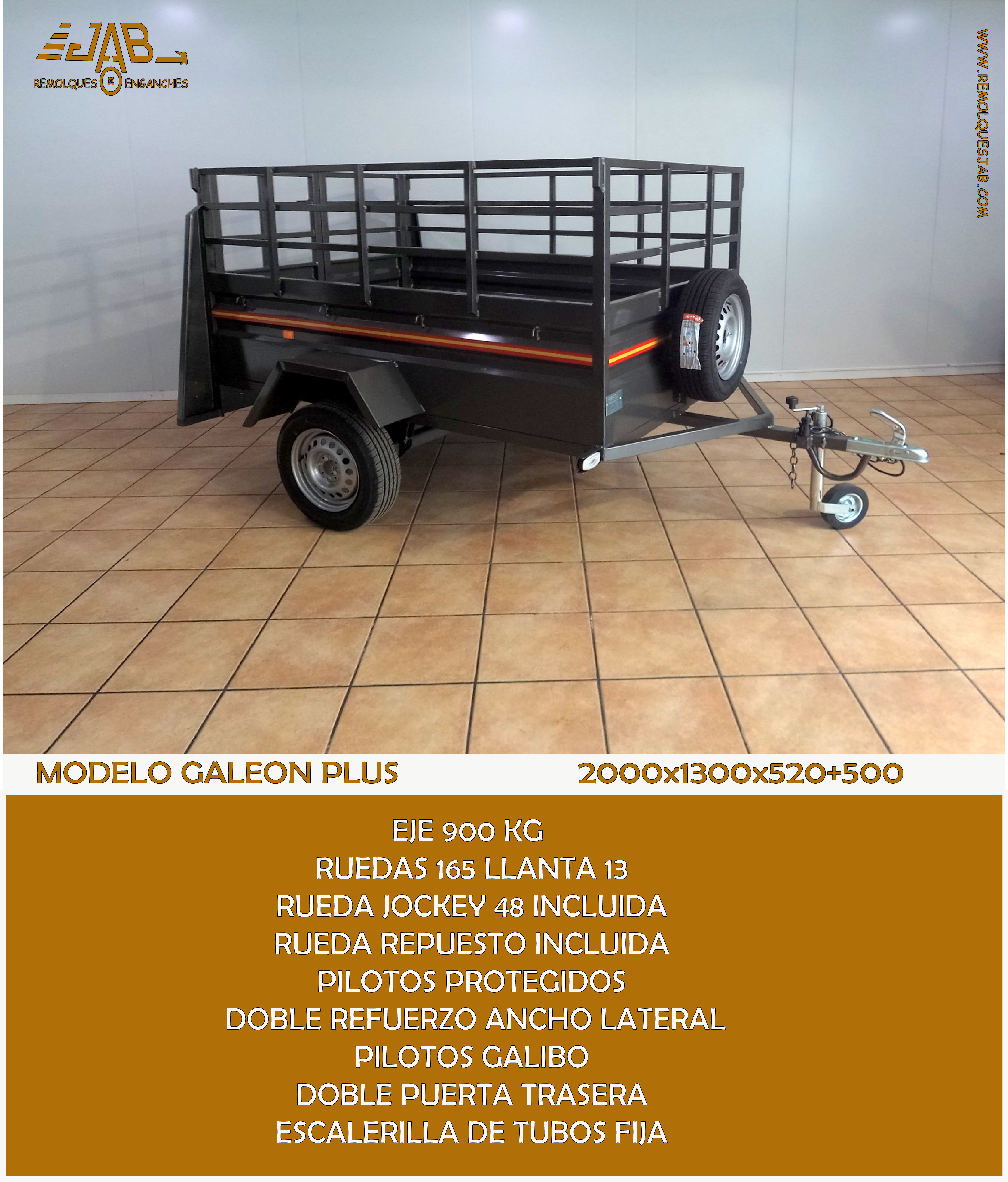 MODELO ECONOMIC GALEON PLUS WEB