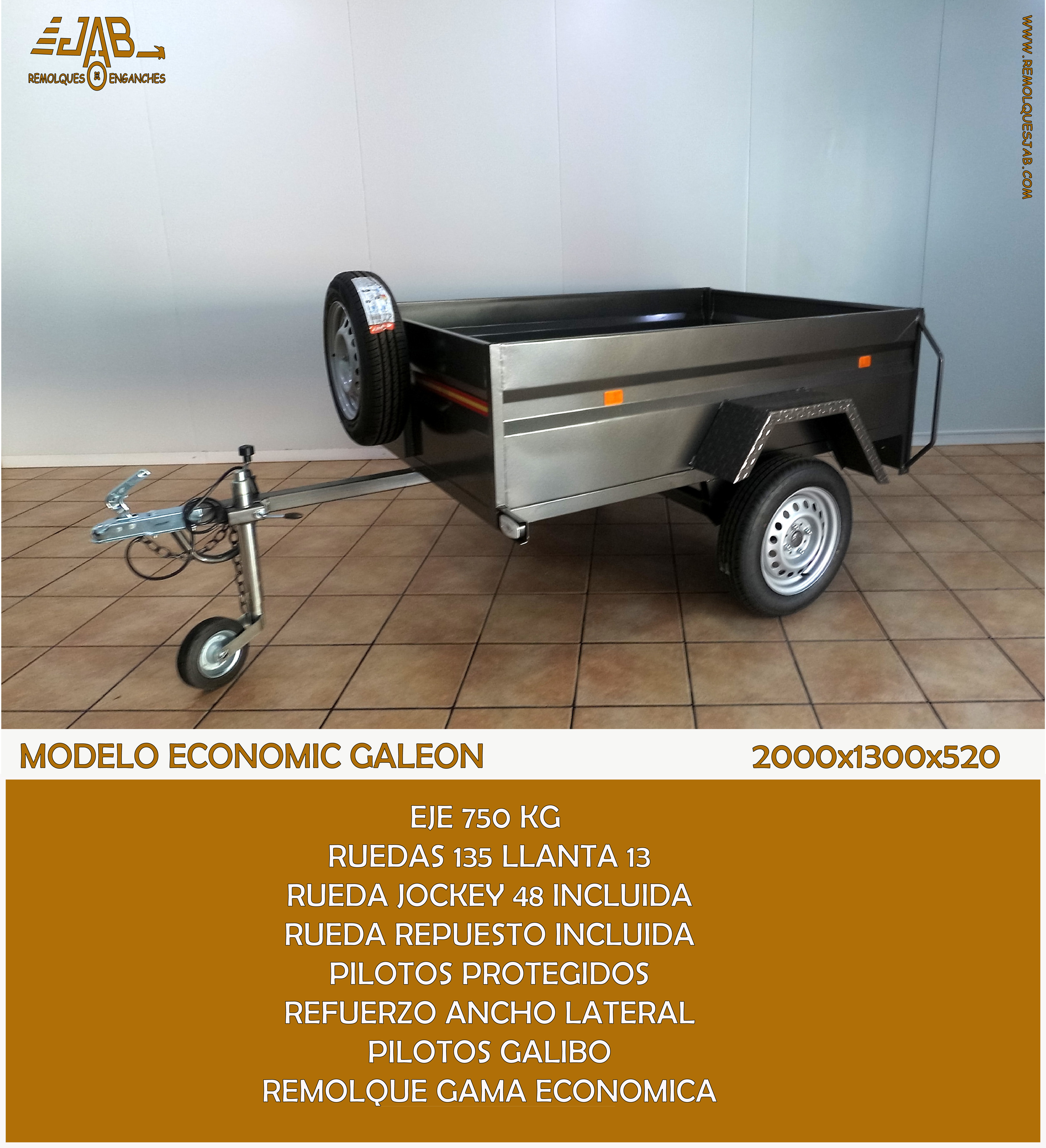 MODELO ECONOMIC GALEON WEB